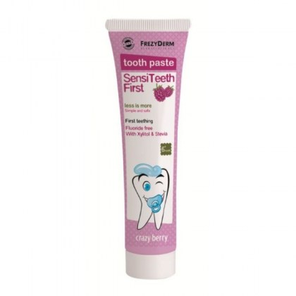 SENSITEETH FIRST TOOTHPASTE 40ml